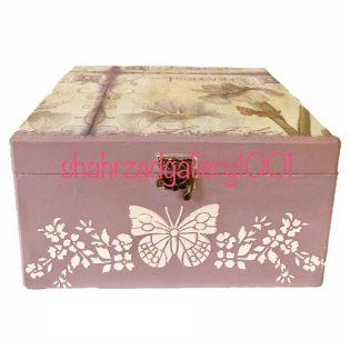 جعبه جواهر پروانه گالری شهرزاد
