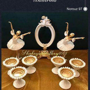 هفت سین بالرین گالری شهرزاد ShahrzadGallery1001