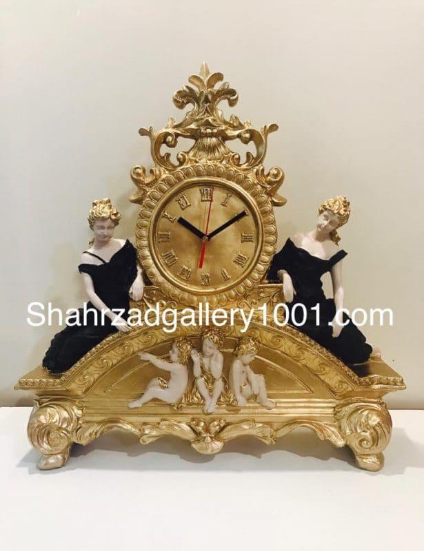 ساعت رومیزی الیزه گالری شهرزاد ShahrzadGallery1001