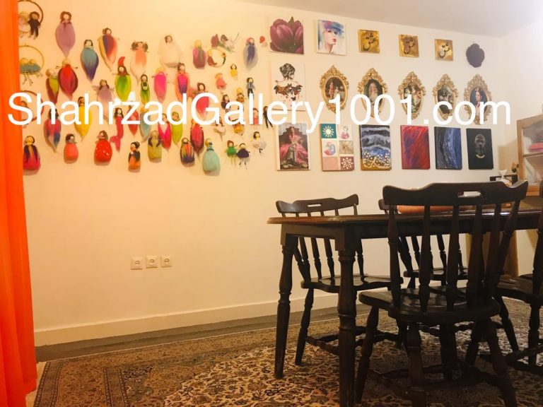 شعبه دوم گالری شهرزاد 1001 - Shahrzadgallery1001
