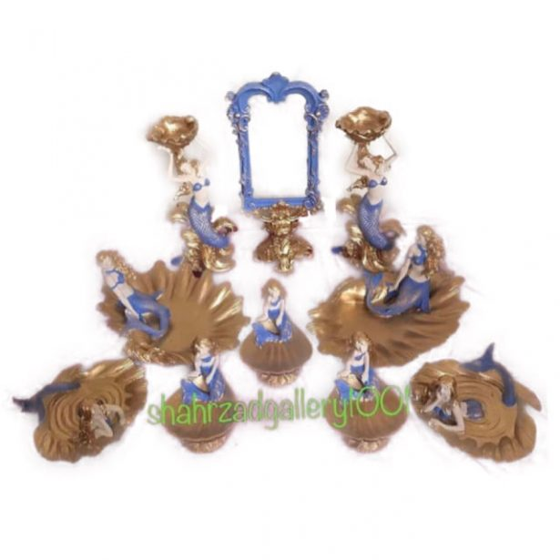 ست هفت سین پری دریایی کلاسیک گالری شهرزاد