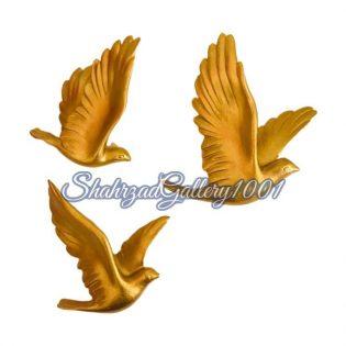 مجسمه پرنده های آزاد