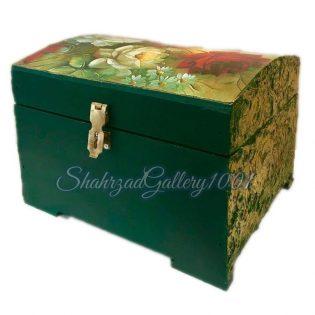 صندوقچه سبز گالری شهرزاد اسدی